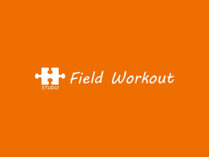 Field workout H STUDIO